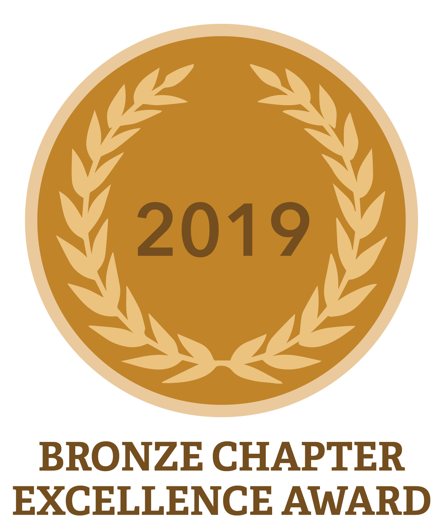 Bronze Chapter Excellence Award