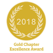 Gold Chapter Excellence Award