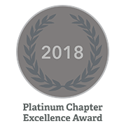 Platinum Chapter Excellence Award